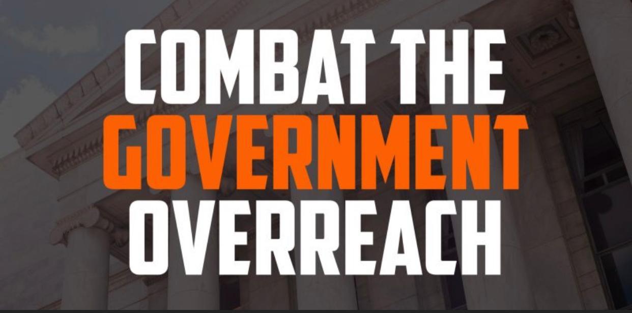 Govt Overreach